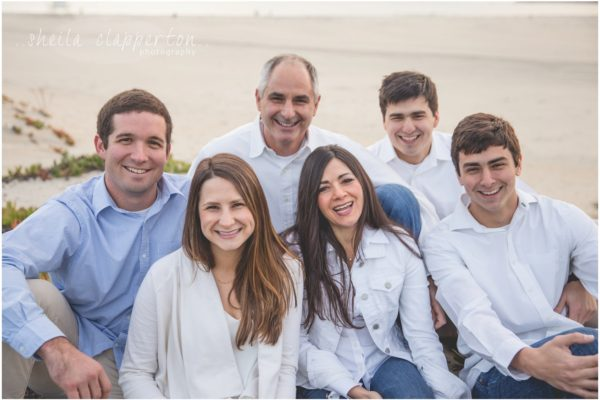 gorgeous family on coronado beach   |   starting at the ibar then heading to the beach   {coronado family photographer}