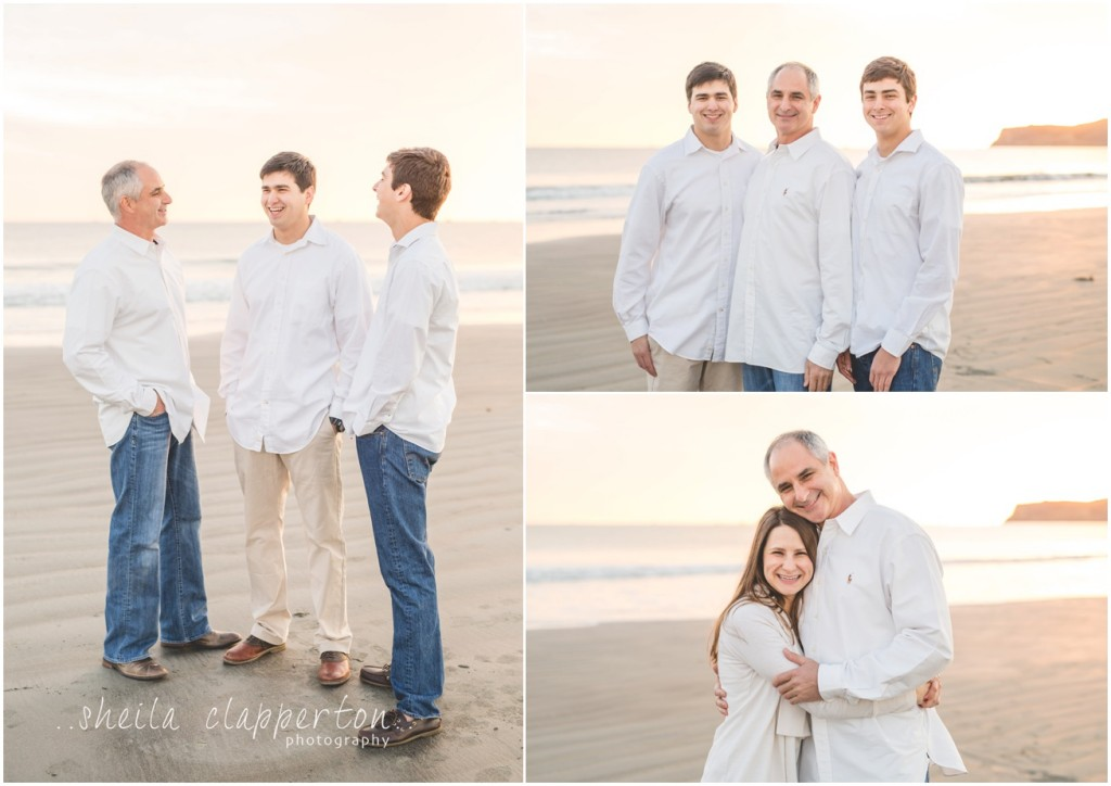 coronado photographer family breakers beach