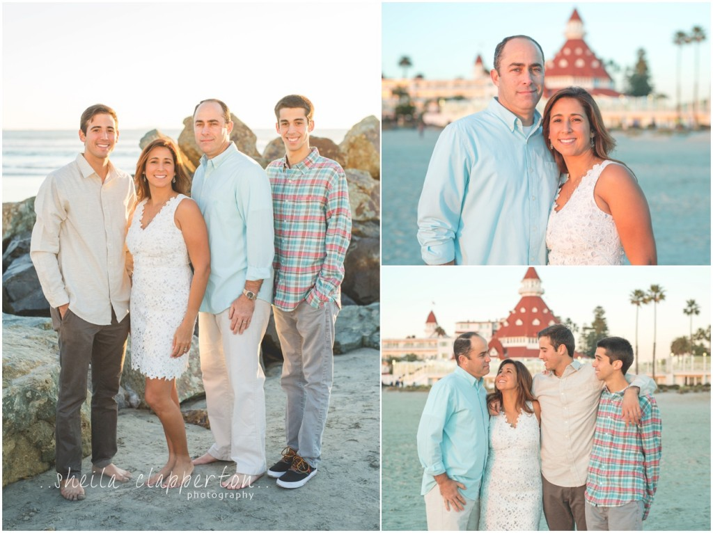 hotel del coronado beach photographer