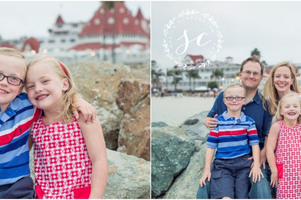 coronado family vacation  |  all the way from texas   {coronado family photographer}