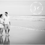 coronado beach family photo session