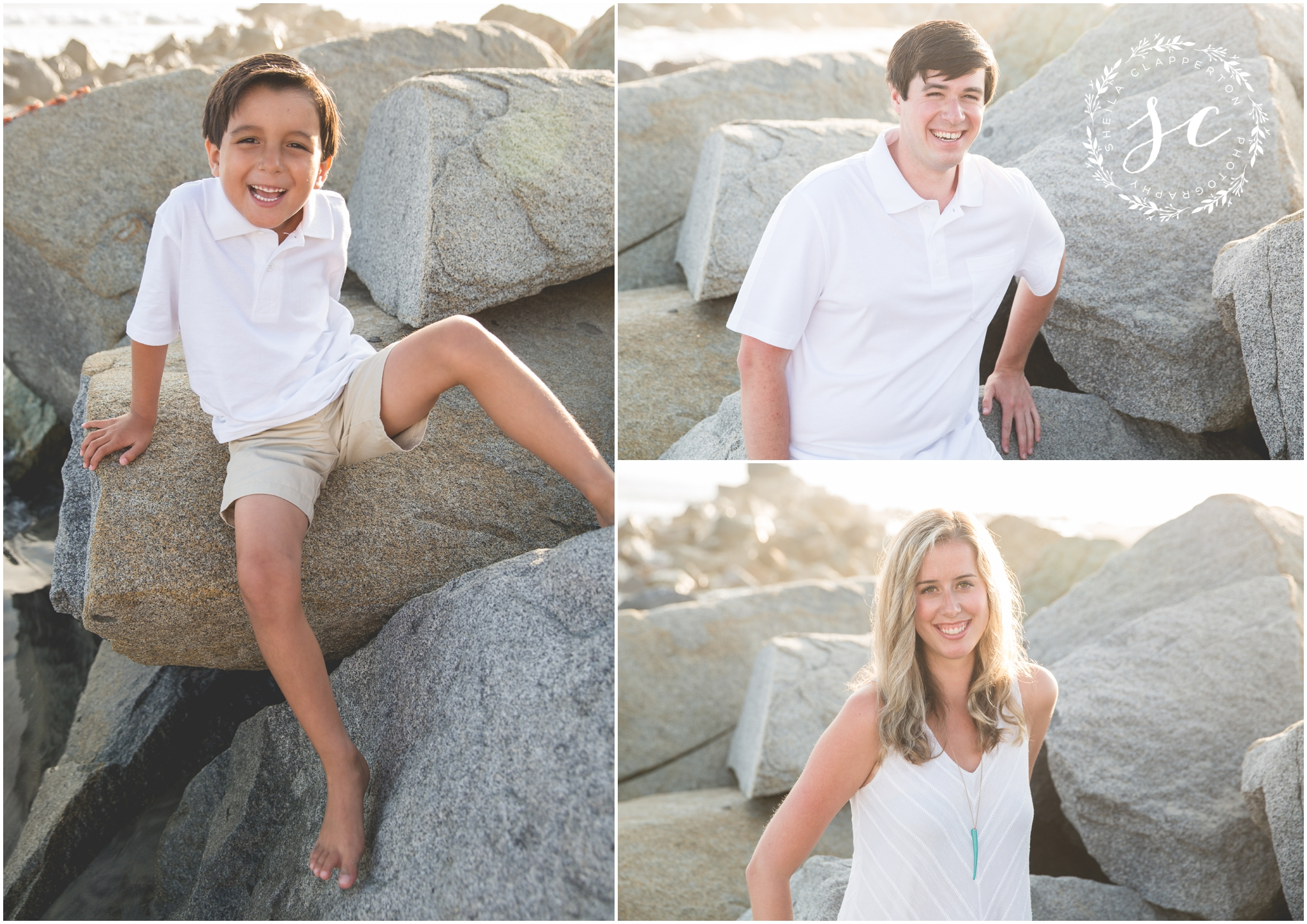 coronado photographer beach portraits