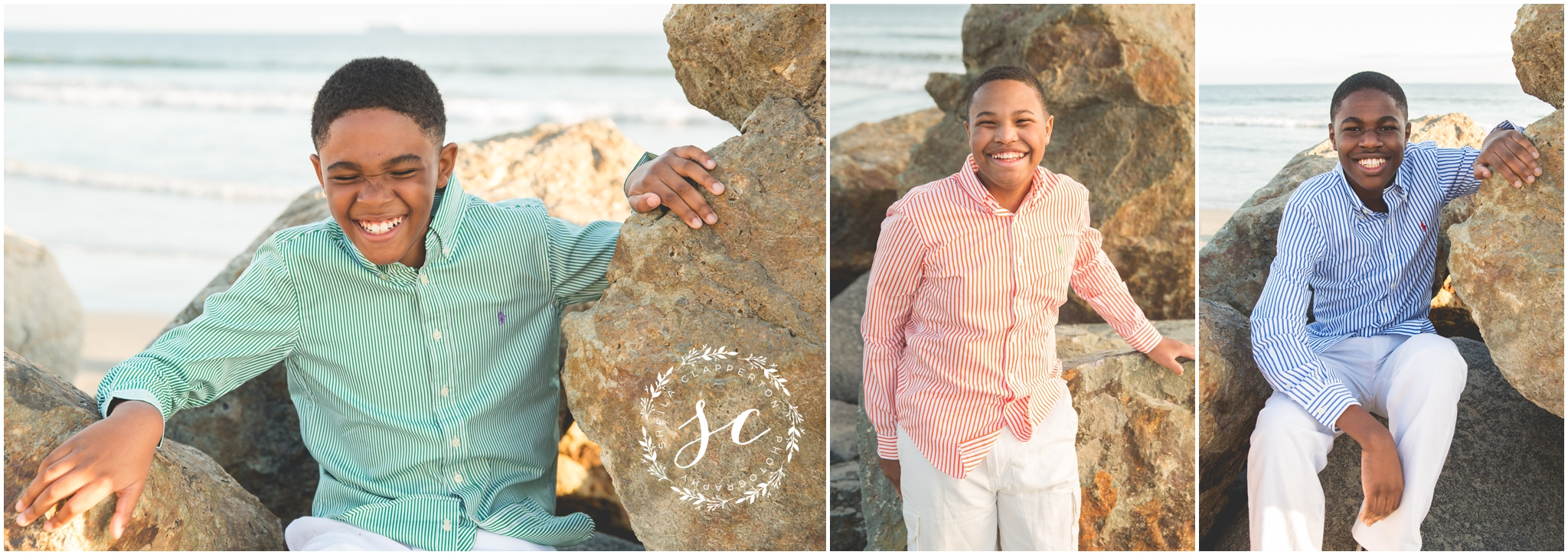 coronado custom portrait photographer