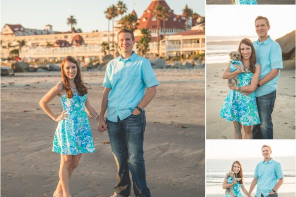 northern california couple celebrates 2nd wedding anniversary   |   {coronado family photographer}