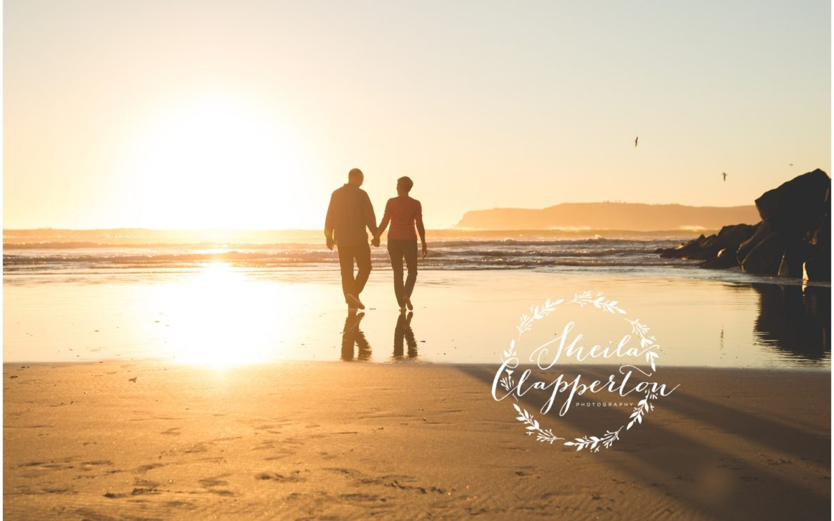 FIVE YEAR WEDDING ANNIVERSARY | CORONADO COUPLES PHOTOGRAPHER