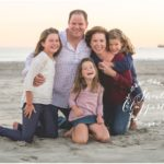 coronado beach family portraits
