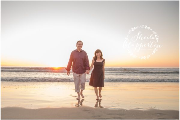 CORONADO CAYS ENGAGEMENT  |  COUPLES PORTRAIT SESSION