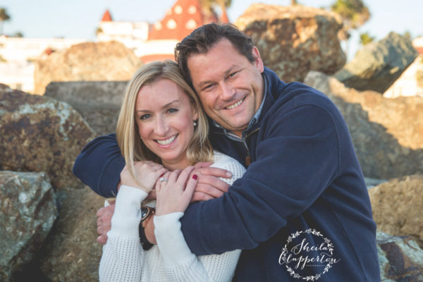 STUNNING LOS ANGELES COUPLE | HOTEL DEL CORONADO ENGAGEMENT PHOTOGRAPHER