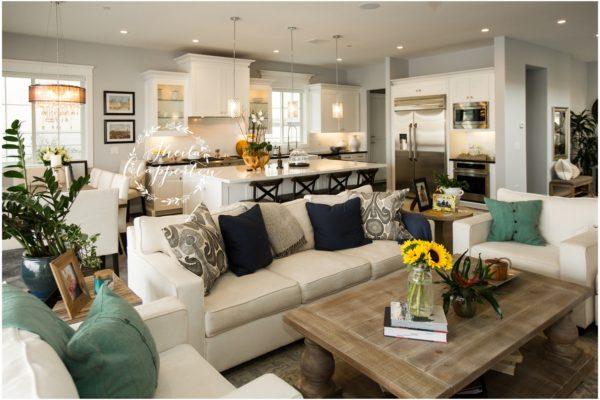 Coronado Real Estate Photography  |  Beautiful Home in the Cays  {Coronado Cays Photographer}