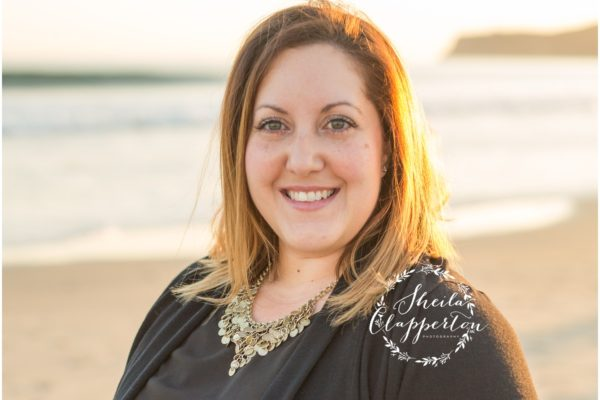 Headshots on Coronado Beach  |  San Diego Corporate Headshot Photographer