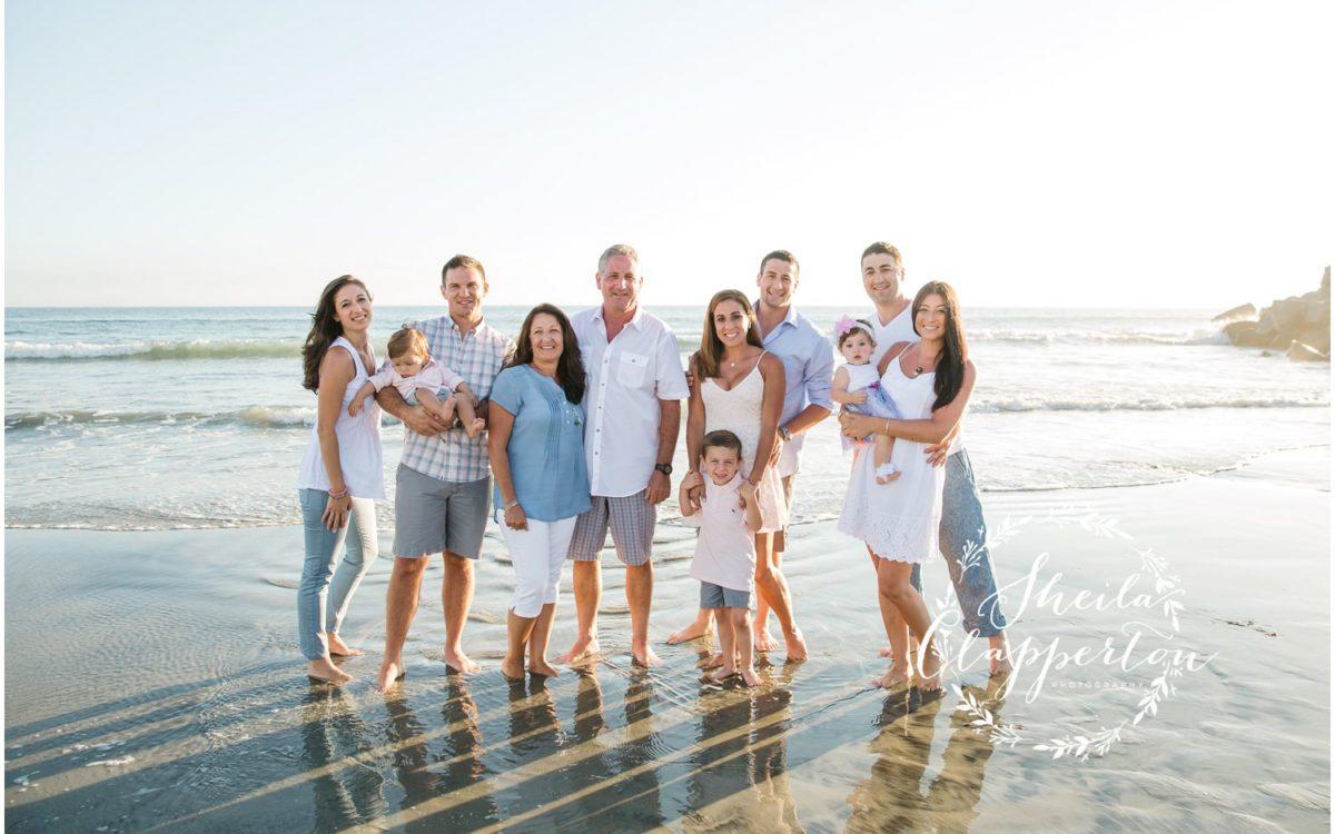 HOTEL DEL CORONADO FAMILY PHOTOGRAPHER  |  BEACH PORTRAITS