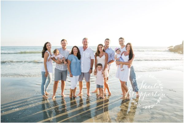 HOTEL DEL CORONADO FAMILY PHOTOGRAPHER  |  BEACH PORTRAITS