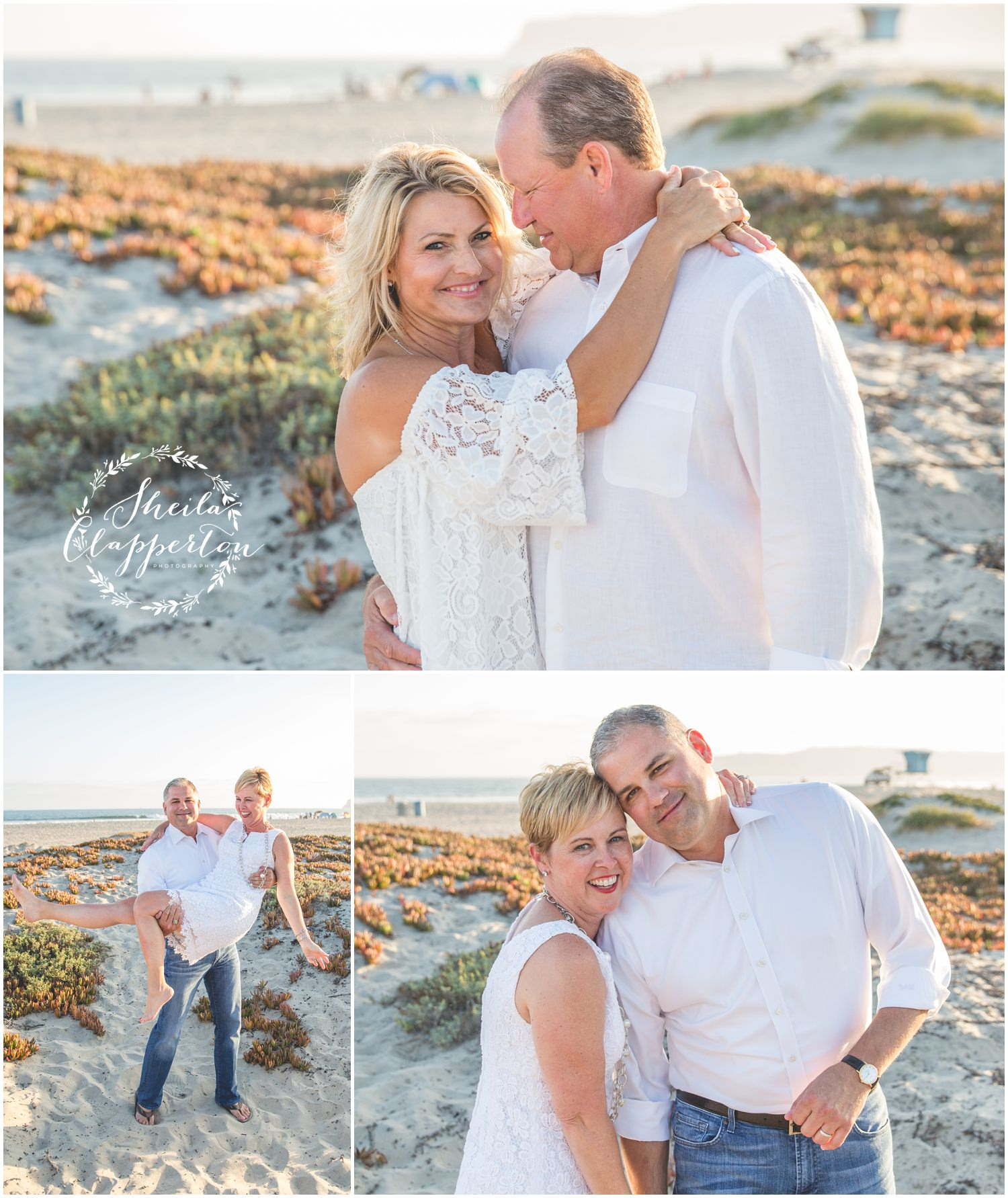 coronado vow renewal photographer