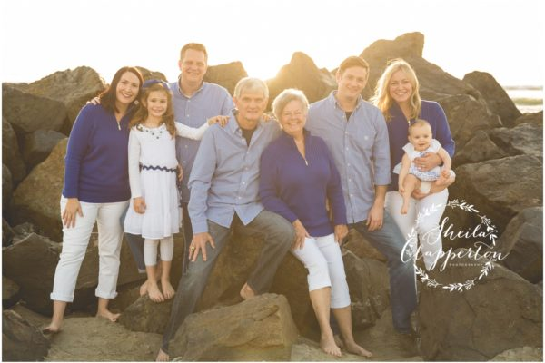 Extended Family Photography | San Diego Child Photographer
