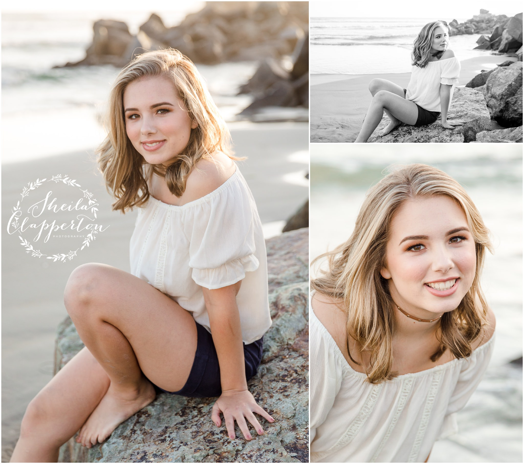 coronado high school senior photography