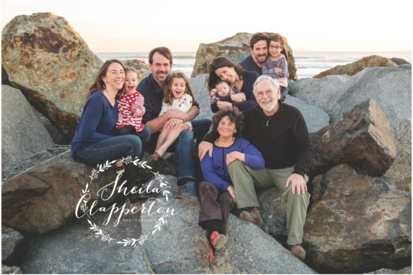 San Diego Family Photography | New Yorkers in Coronado {Beach Session}