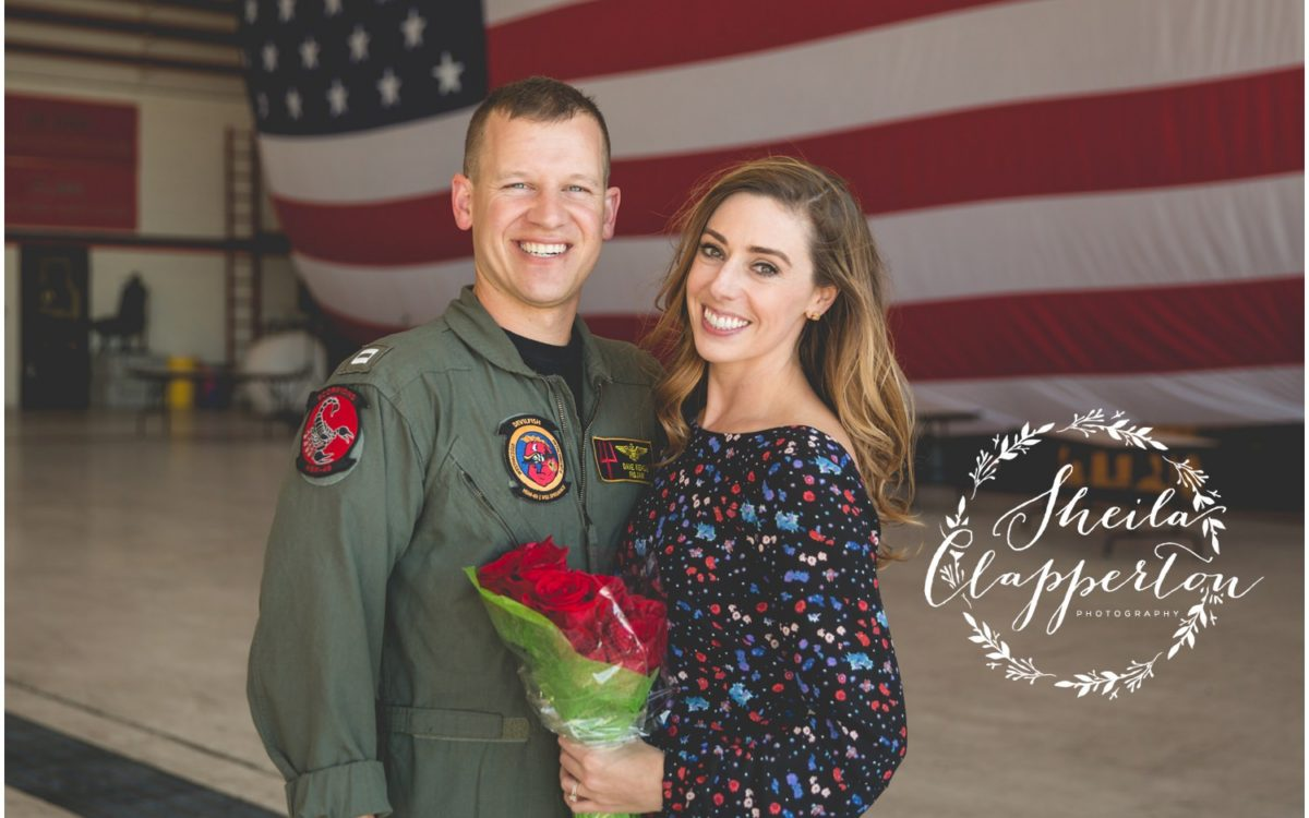 San Diego Military Homecoming  |  NASNI Fly In Photographer