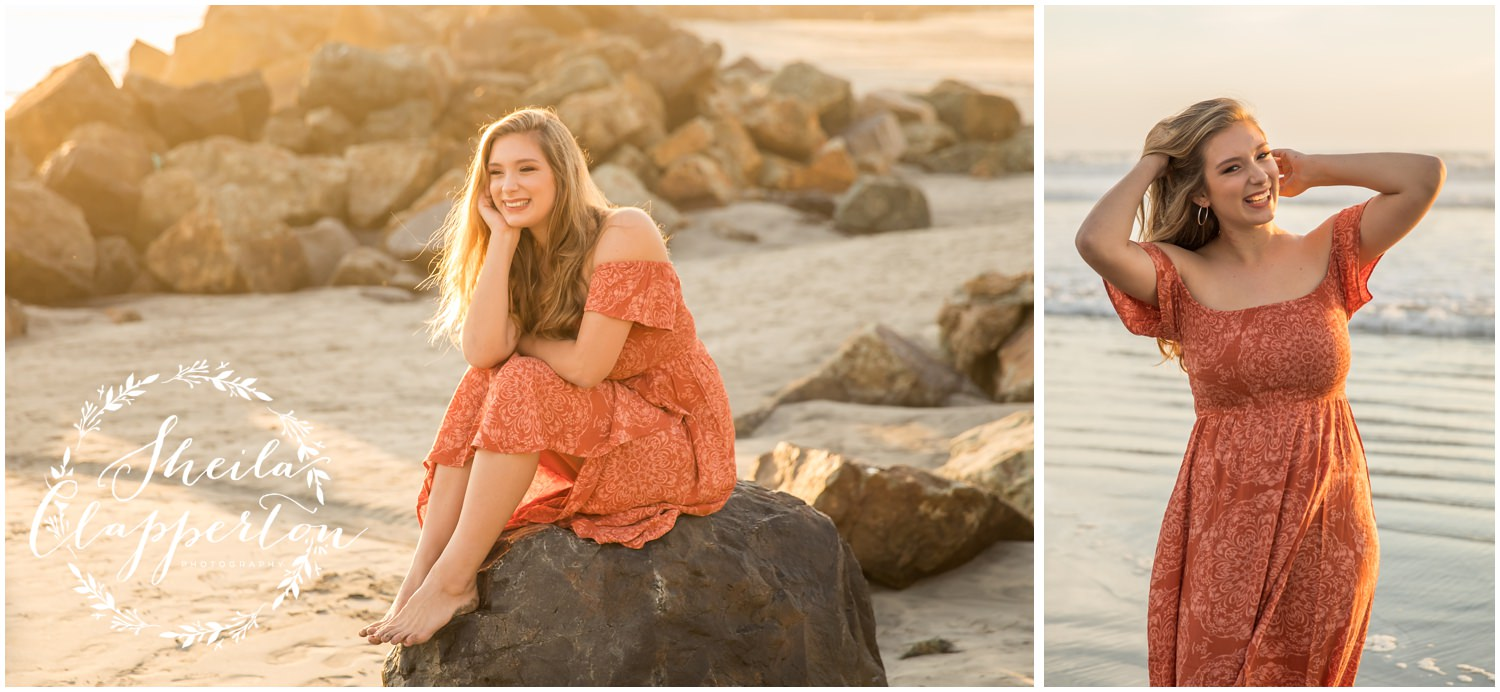 coronado senior photos