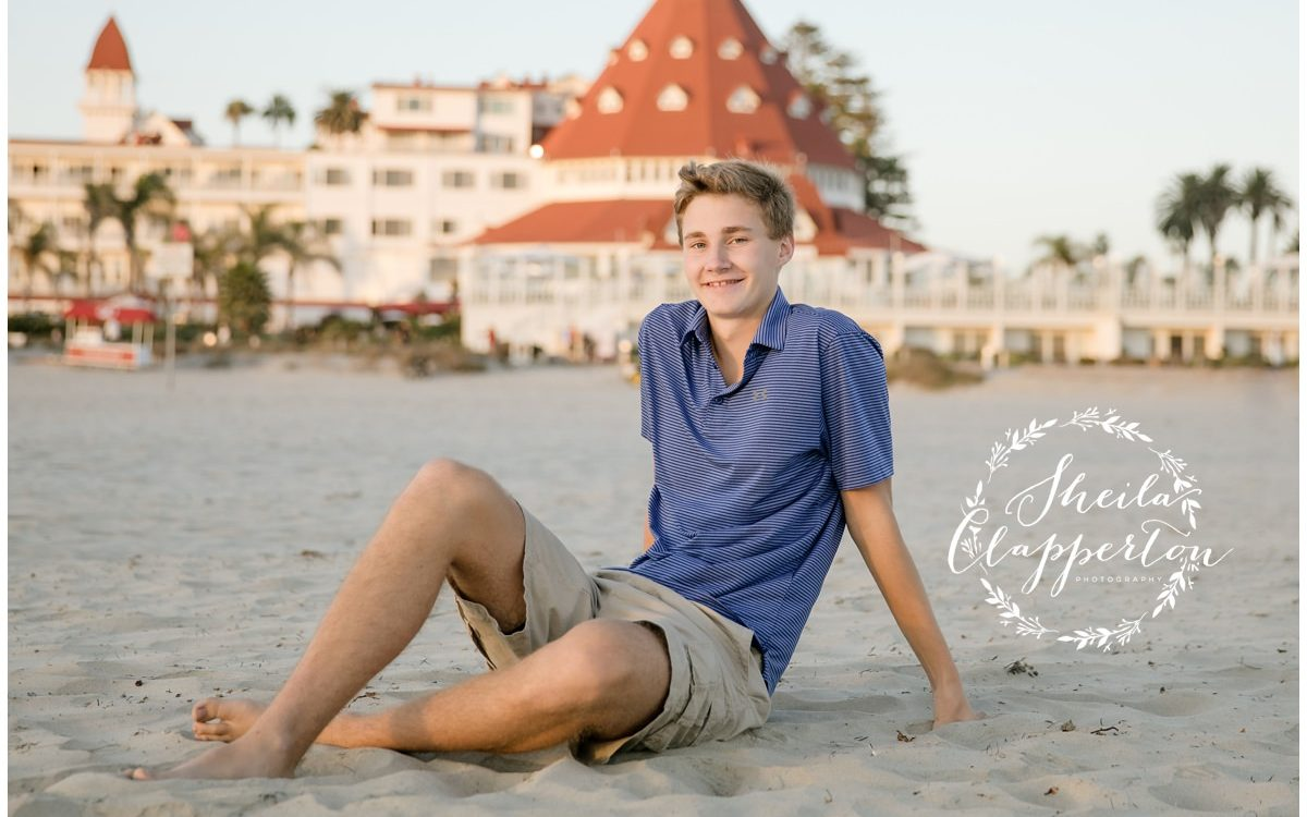 coronado senior portraits  |  san diego high school senior photography   {coronado senior portrait photographer}