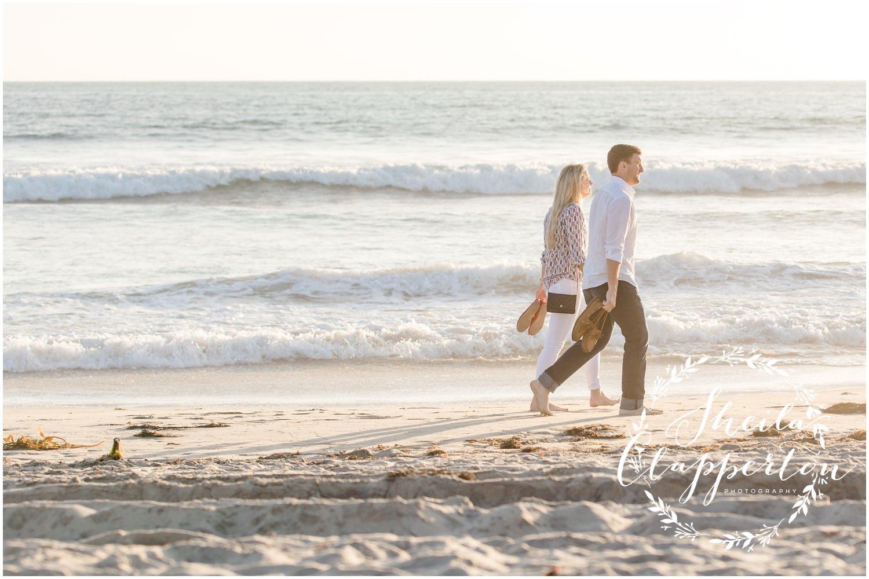 coronado beach proposal
