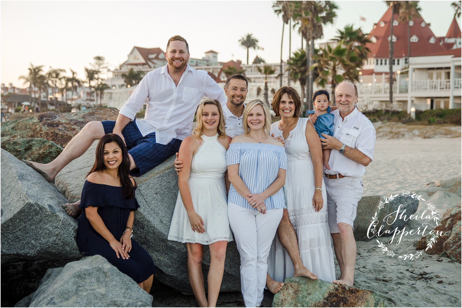 annapolis md extended family photographer