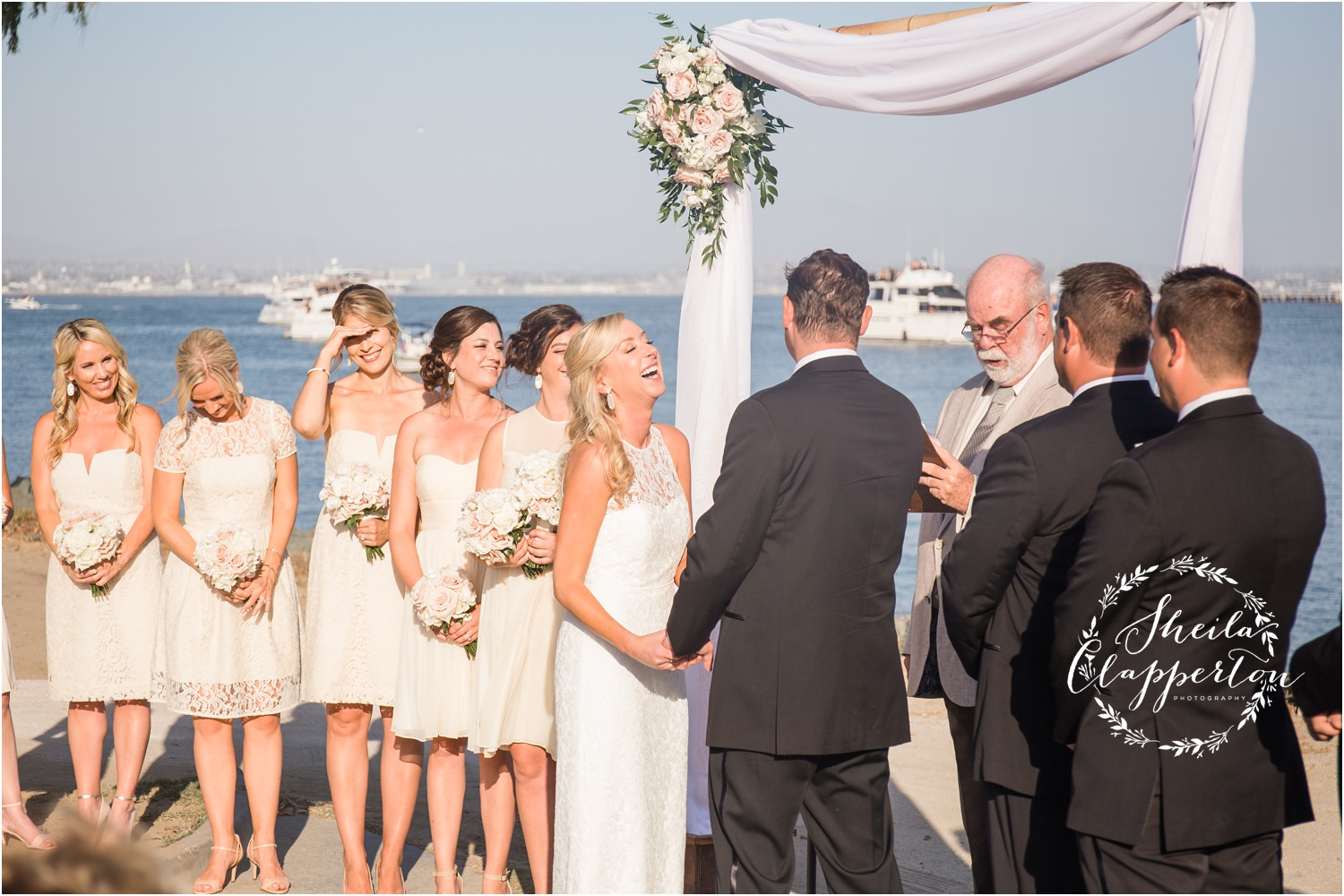 annapolis md waterfront wedding